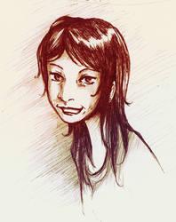 Girl 01 by nativeEvil