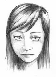Girl 03 by nativeEvil