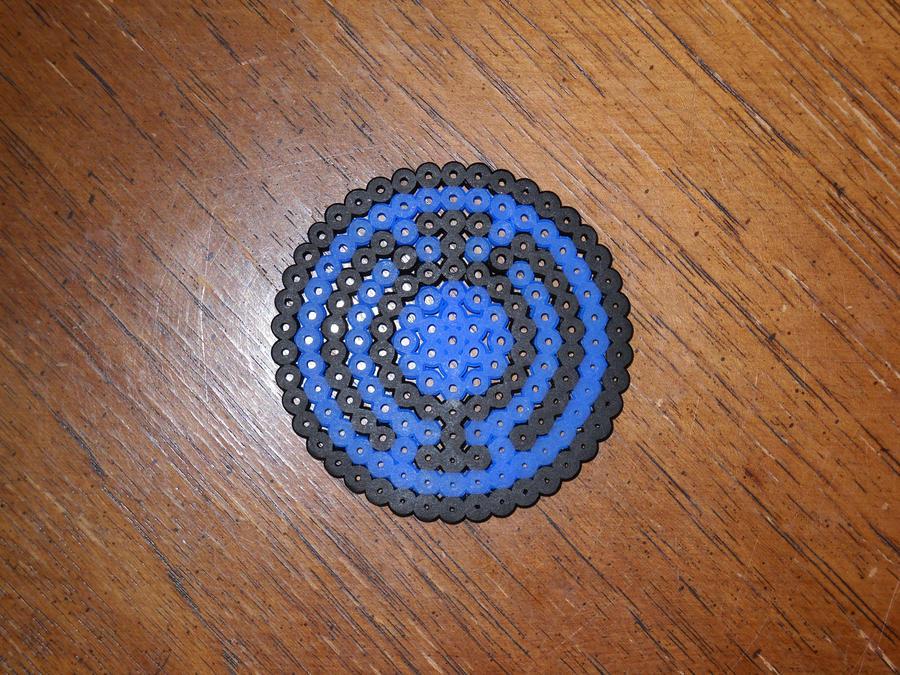 Blue Lantern Corps Symbol By Magnus8907 On Deviantart