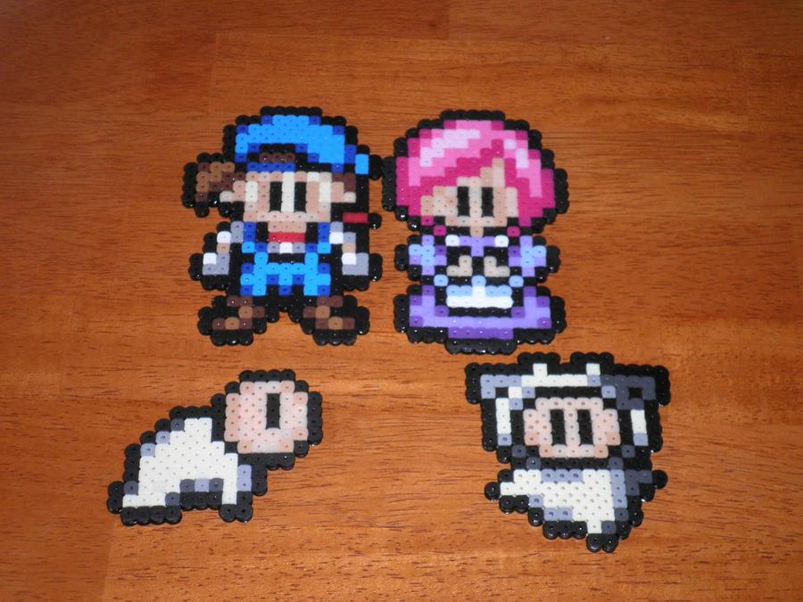 Harvest Moon SNES: Family by Magnus8907 on DeviantArt