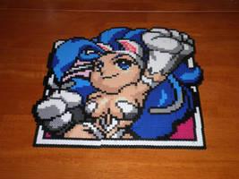SNK Vs. Capcom Card: Felicia by Magnus8907