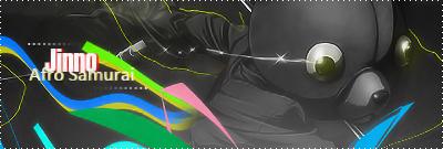 ♠Laconi Art♠ Jinno_Afro_Samurai_Color_Sig___by_Laconii