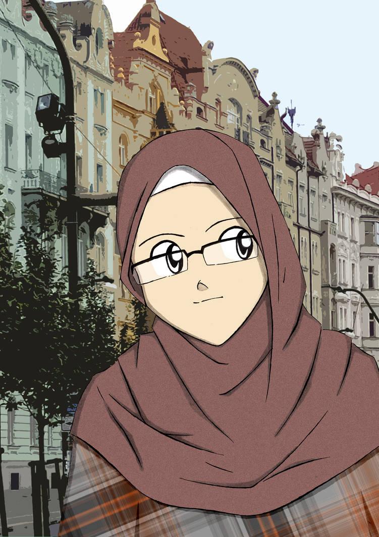Nur Nadziera Adz-Zahra in color by ayer-online