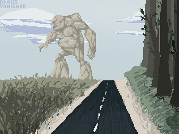 Giant by DralisVaalsaar