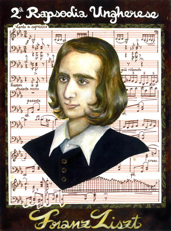 """essay on franz liszt """"on franz liszt's symphonic poems"""" (1857), wagner first takes exception to the   reproduction, would have written it just as differently as berlioz's composition."""
