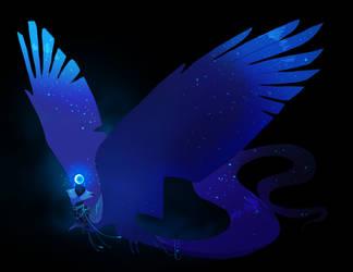 silent night  dec19 by Grimmla