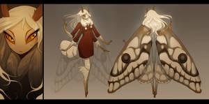 Marbled Empress by Grimmla
