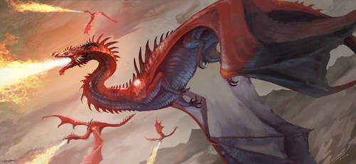 Flame guard (collab