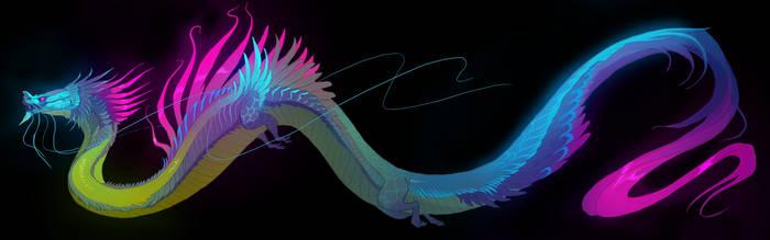 pride dragon adopt (please read)