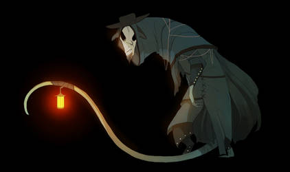 scavenger rat anthro