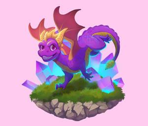 Purple boi!