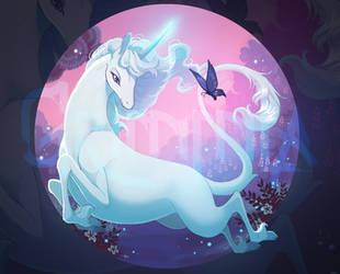 the last unicorn! by Grimmla
