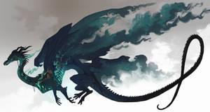 zombie dragon mount