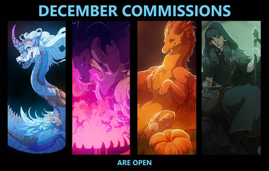 December commissions are pending