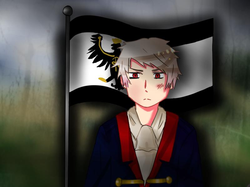 Sad Prussia by Suzii-Human