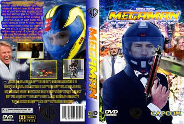 Megaman DVD cover by Willanatior
