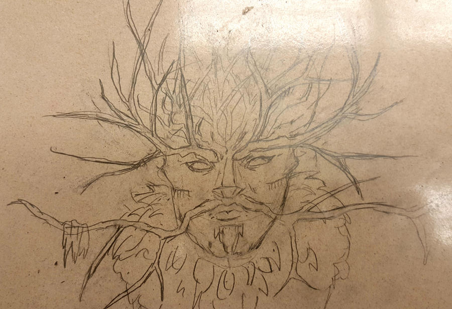 Desk doodle 3 by J0eysGotBubbles