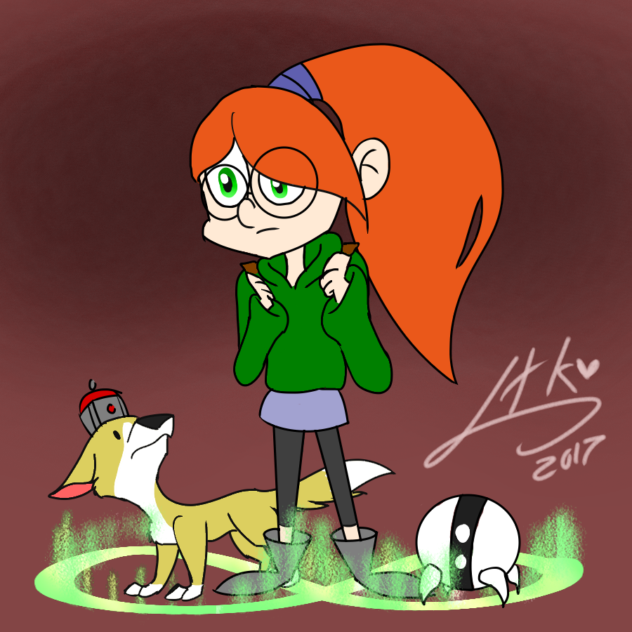 Infinity Train by Lid-the-Kid