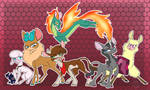 Fighters of Foenum by Lid-the-Kid