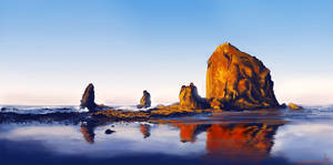 Beach Rocks Speedy