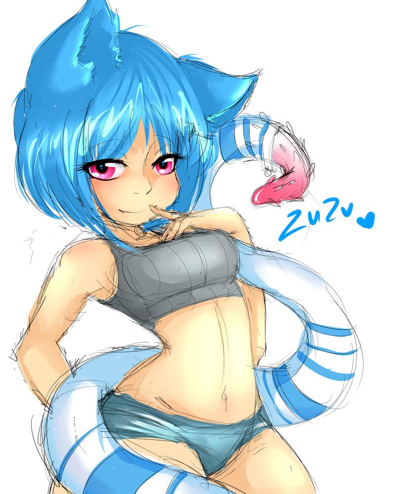 Zuzu by ZombieJadeZombie