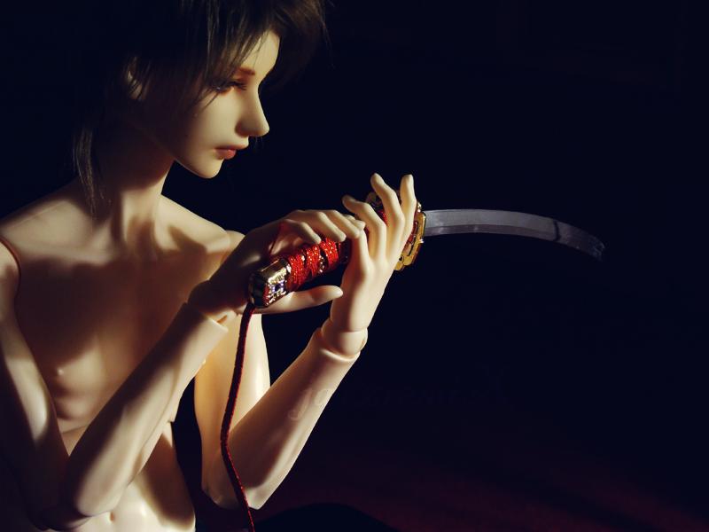 the swordsman by aPPlejaZZ