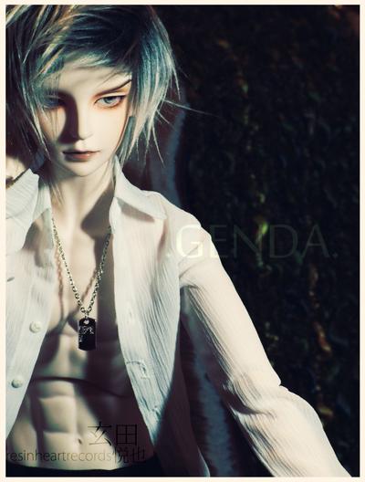resinheart.Genda by aPPlejaZZ