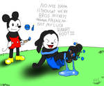 Epic Mickey the Power of Tickle