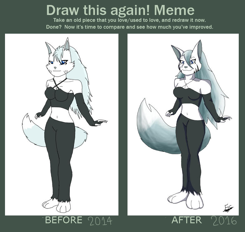 draw this again meme template - draw this again meme by misterfis on deviantart