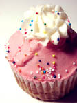 Pink Cupcake 1 by notlabeled