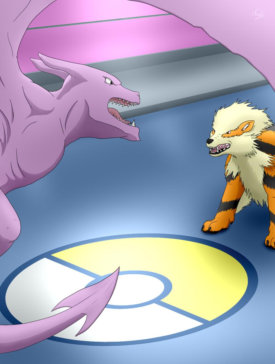 Ptera vs arcanin by nautila on deviantart - Pokemon ptera ...