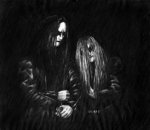 Emperors Of Black Metal By DR Husar