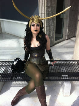 Lady Loki Preview