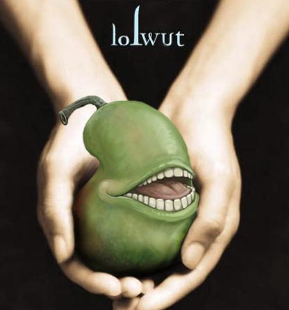The biting pear of Twilight. by Zepheron