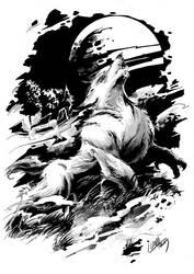 Werewolf by Moonpress