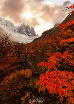 1708 Where Mountains Rise