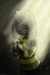 Asriel's flower
