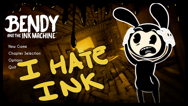 Bendy and the Ink Machine [Gameplay] by ForeverMuffin on ...