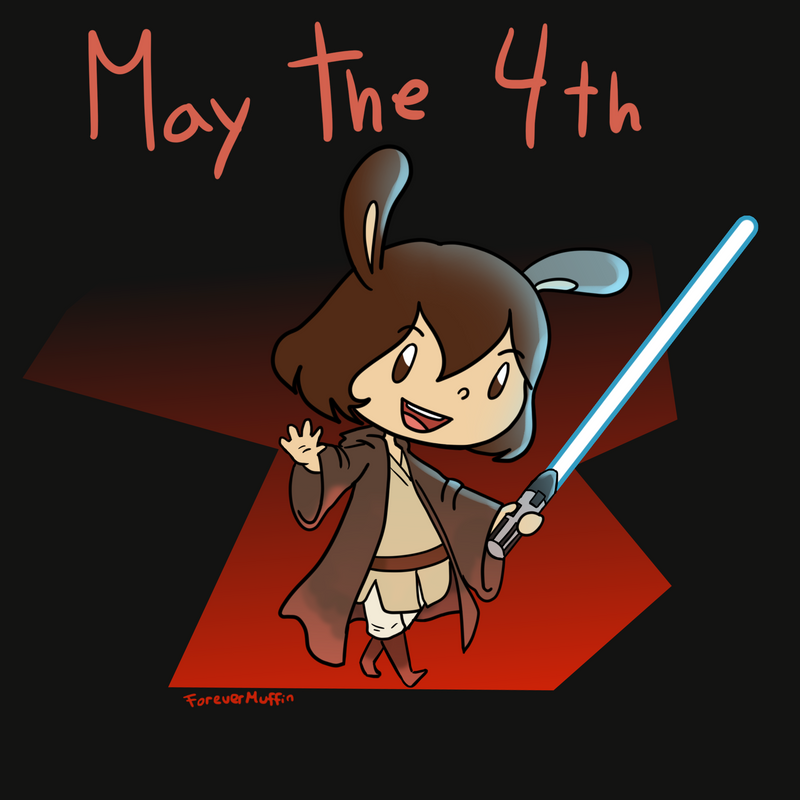 May the 4th! by ForeverMuffin