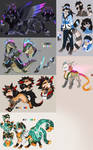 Batch of designs - CLOSED