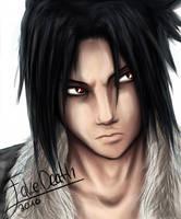 Sasuke by nercali