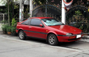 1991 Nissan NX Coupe