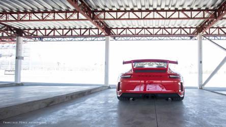 Porsche 911 GT3 4.0 by Franciscoperez31
