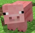 Minecraft Pig by Demanter