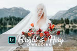 Bright And Airy Wedding Presets