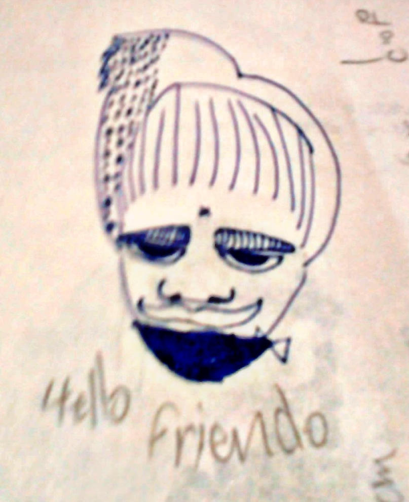Hello, Friendo by acroboy99