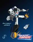 Transformers Animated: Jazz