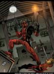 Commission- Deadpool