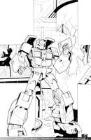Gift Comish- MTMTE First-Aid by JavierReyes