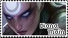 Diana Main by ikenks
